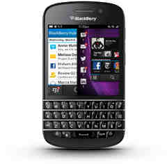 RIM banks its future on newly-launched Blackberry 10